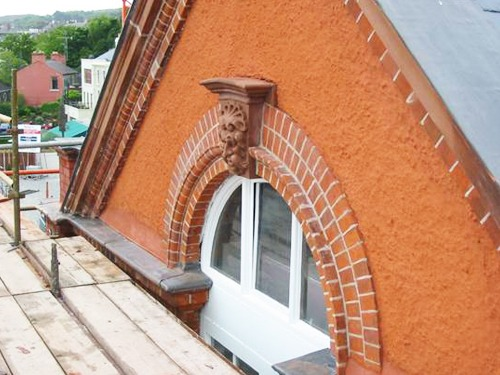 Facade Cleaning Treatment