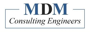 MDM Consulting Engineers Logo